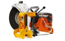 "Husqvarna K1250 Rail Cutting Powersaw 14"" Blade And Free Box - Specialised Tools (Prices Includes Vat & Shipping)"