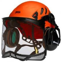 Husqvarna Petzl Technical Arborist Tree Surgeon Climbing Helmet - 578092301, 578 09 23-01