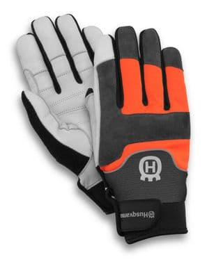 Husqvarna Technical Chainsaw Protective Gloves - Class 1 Part Number 5793810xx