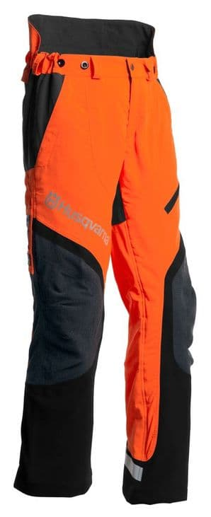 Husqvarna Technical Waist Design Type A Chainsaw Trousers Part Number 5781661xx Includes Vat & Free UK Shipping