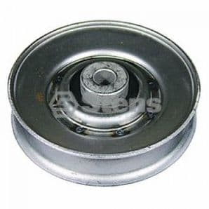 Idler Deck & Transmission Pulley Fits Husqvarna GT190, GT200, GTH200 & Poulan, Craftsman, AYP Mowers Replaces 532139245
