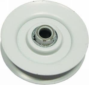 Idler Pulley Steel Fits Husqvarna CT130 CT160 CTH160 CTH200 & Jonsered, AYP Mowers - 532179050, 532199532