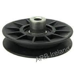 Idler Transmission Drive V Pulley Fits Husqvarna, AYP, Jonsered, McCulloch, Poulan Mowers Replaces 532194326
