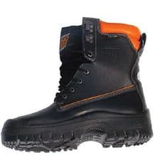 NO RISK LOGGER 2 CHAINSAW SAFETY BOOTS EXCELLENT QUALITY & COMFORT - 6041.50