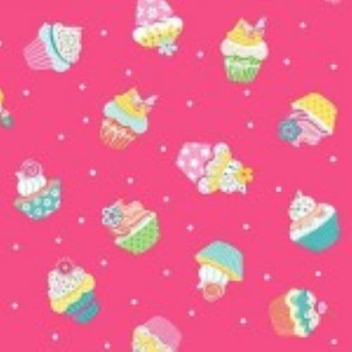 Daydream Cupcakes Pink 2277/P