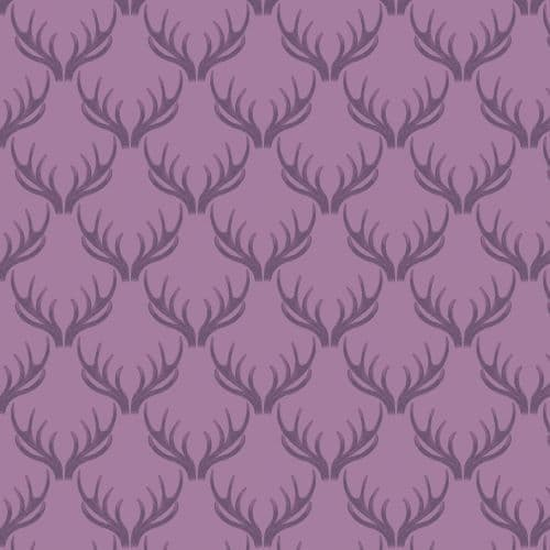Purple antlers A157.4
