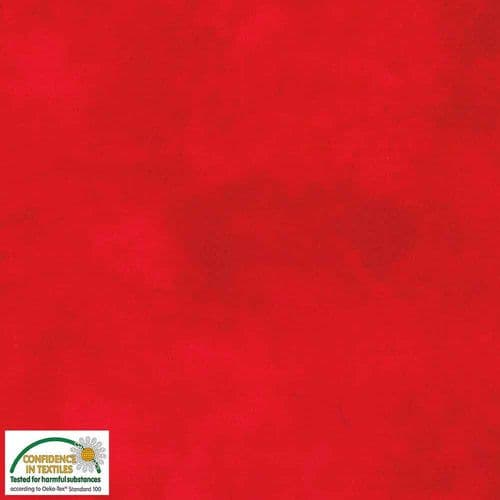 Quilters Shadow 4516-415 True Red