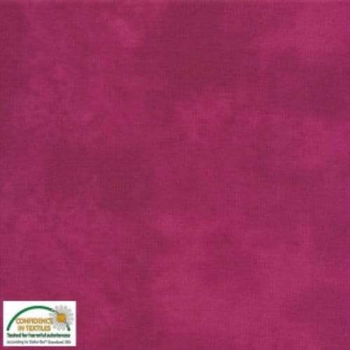 Quilters Shadow 4516-510 Raspberry