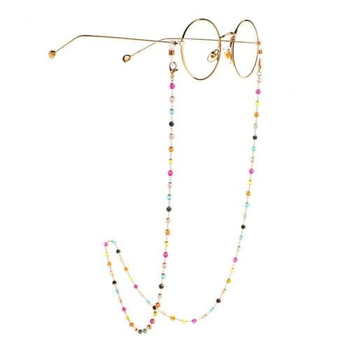 Crystal  Glasses Chain