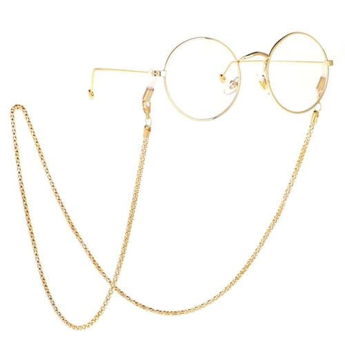 Fashion Hollow Glasses Chain