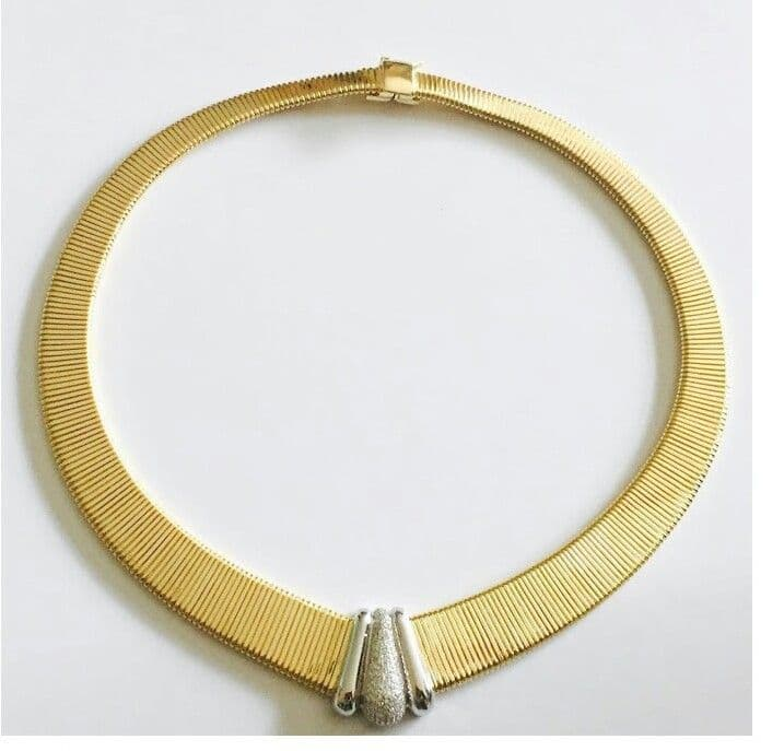 Jessica Gold Plated Necklace
