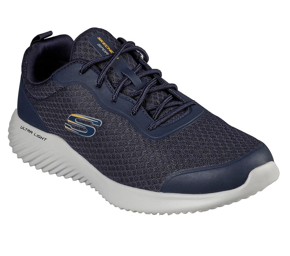 Skechers BOUNDER - 'VOLTIS' Trainer - Navy