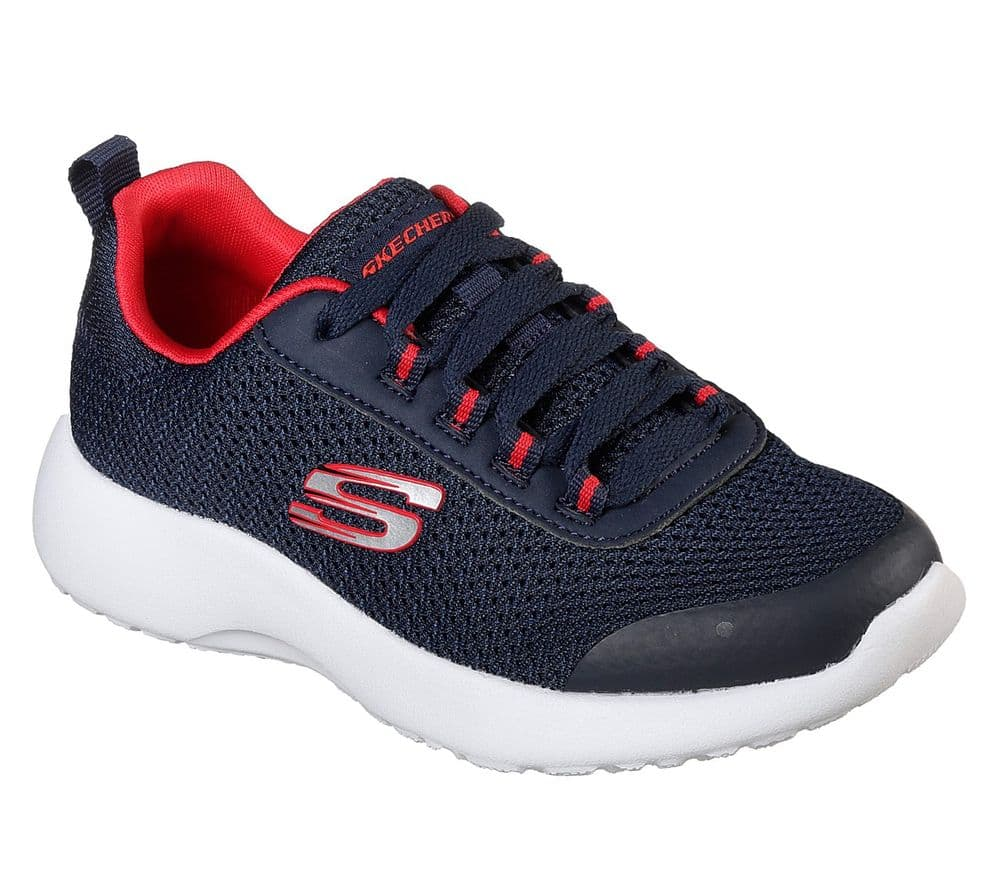 Skechers 'TURBO DASH' Boys Trainer - Navy