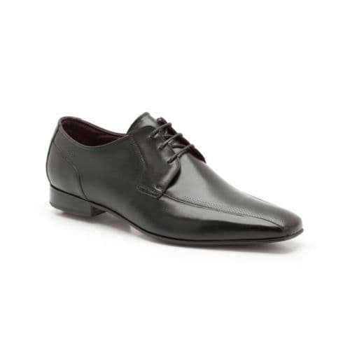 Clarks 'Chilton Lace' Men's Formal Lace-up Shoe - Black Leather G