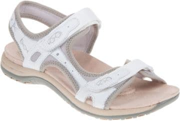 Earth Spirit 'Frisco' Women's Walking Sandal - White
