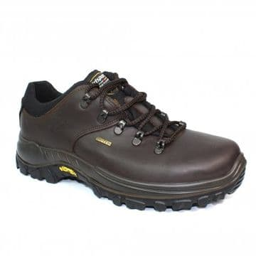 Grisport 'Dartmoor' Unisex Waterproof Walking Shoe - Brown