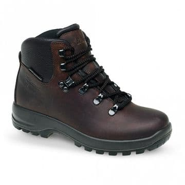 Grisport 'Hurricane' Women's Waterproof Walking Boots - Brown