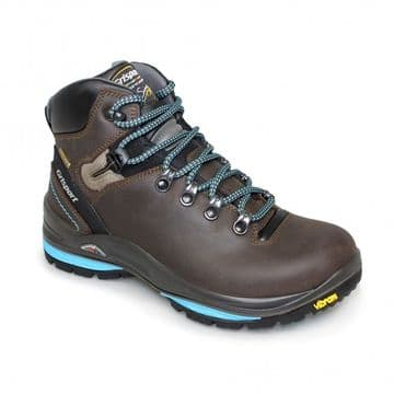 Grisport 'Ladyglide' Women's Waterproof Walking Boots - Brown