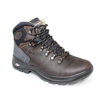Grisport 'Pennine' Unisex Waterproof Walking Boot - Brown