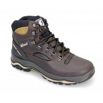 Grisport 'Quatro' Unisex Waterproof Ultimate Walking Boot - Brown