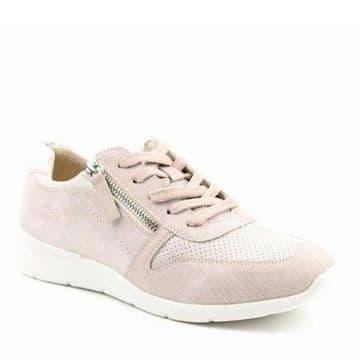 Heavenly Feet 'Chill' Women's Trainer Shoe - Soft Pink