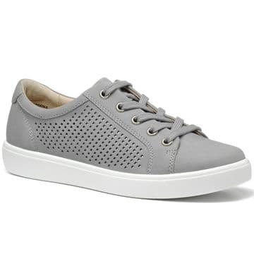 Hotter 'Brooke' Women's Shoe - Pebble Grey