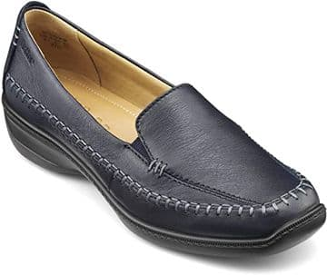Hotter 'Ecuador' Women's Slip-on Shoe - Navy
