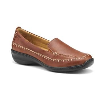Hotter 'Ecuador' Women's Slip-on Shoe - Tan