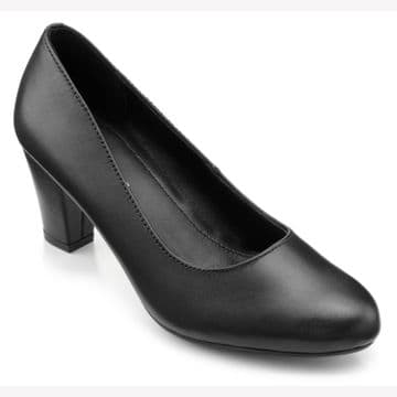 Hotter 'Joanna' Women's Heel - Black