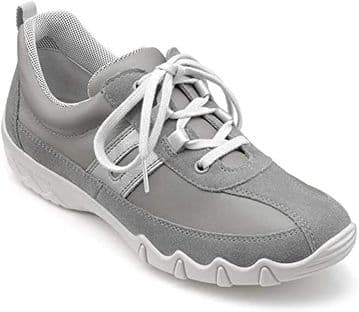 Hotter 'Leanne' Women's Shoe - Urban Grey