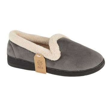Jo &  Joe 'Cashmere' Women's Slippers - Grey