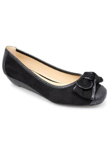 Lunar 'Missy' Women's Pump Shoes - Black