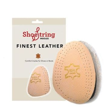 Shoe String - Finest Half Leather Insoles