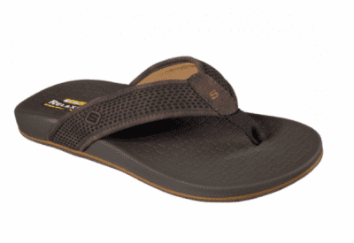 Skechers Emiro Men's Flip-Flop - Brown