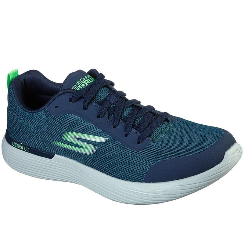 Skechers GOrun 400 V2 Omega Men's Trainers - Green