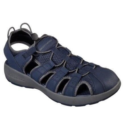 Skechers Journeyman 2 Men's Sandal/Shoe - Navy/Grey
