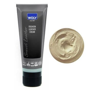 WOLY Fashion Leather Waterproofing Cream - Off White