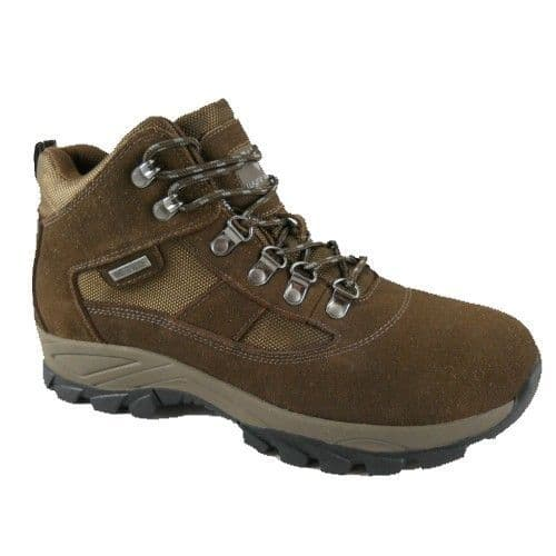 Wyre Valley 'Snowdon' Men's Waterproof Walking Boot - Brown