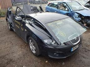 2010 SEAT LEON 1.6 TDI 1P CAY MDZ ROOF BODY SHELL QUARTER PANEL CHASSIS BREAKING