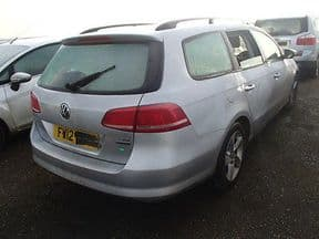 2012 VW PASSAT 1.6 TDI ESTATE B7 CAY ENGINE MYP GEARBOX INJECTOR BREAKING SPARES