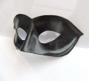 Genuine Handmade  Leather Mask(other colours avail)