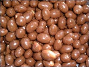 Chocolate Raisins  x 4.5kg Bulk Box