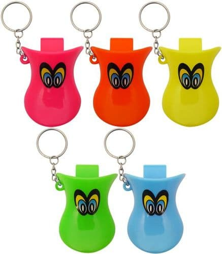 Duck Whistle Keychain 6.8 x 4,.9cm (Individual price)