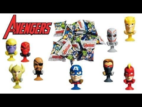 MARVEL THE AVENGERS MEGAPOPZ BLINDBAGS