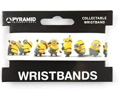 Minions Wristbands - Assorted designs
