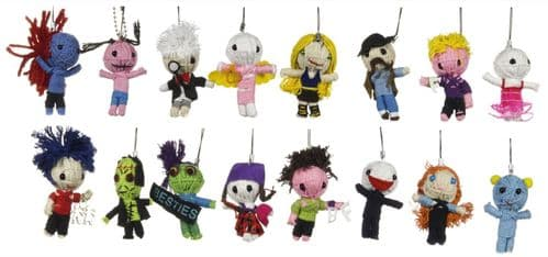 Voodoo Doll Key Chains x 300