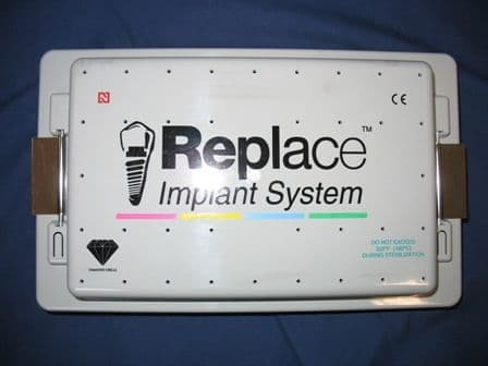 Nobel Replace Implant System Surgery Kit Used (1)