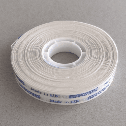 12mm Tape to suit ATG700 Applicator 33mtr roll