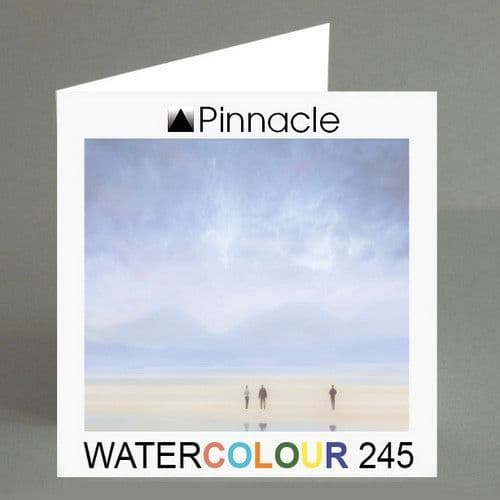 140mm Square Blank WATERCOLOUR 245gsm Inkjet Greeting Card