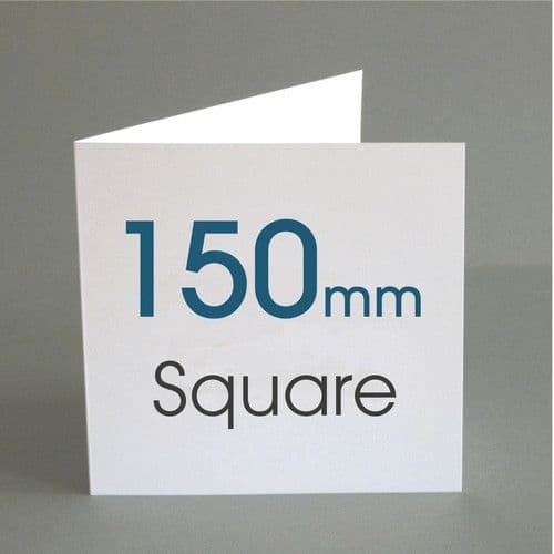 150mm & 148mm Square Greeting Cards